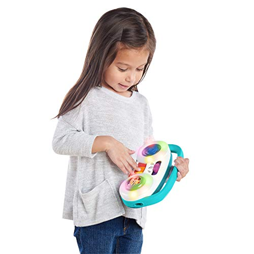 41BObE91S5L - Baby Einstein Toddler Jams Musical Toy, 12 Months +