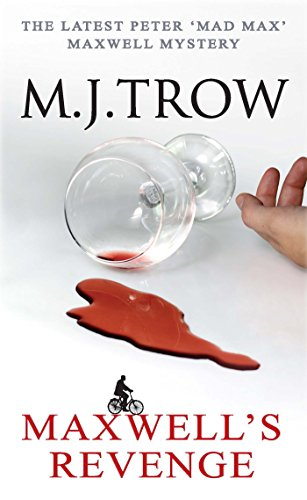 Maxwell's Revenge (Mad Max Book 14) by [Trow, M.J.]