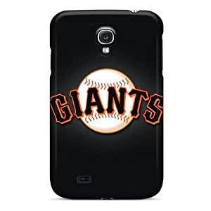 Tpu Shockproof/dirt-proof San Francisco Giants Covers Cases For Galaxy(s4) Black Friday
