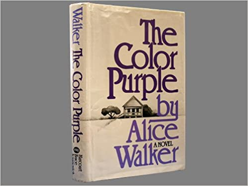Amazon.com: The Color Purple (9780151191536): Alice Walker: Books