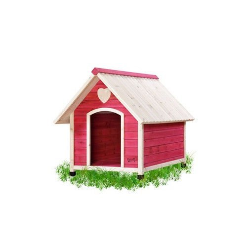 pet squeak arf frame dog house - 4