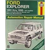 Haynes Ford Explorer