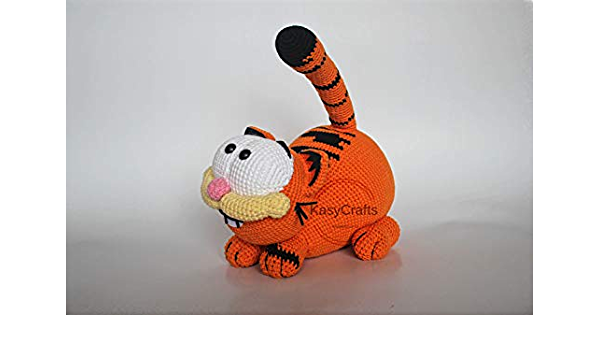 Colorful cat Crochet cat geh\u00e4kelte Katze Crochet animals Amigurumi cat Crochet kitty Baby toy Baby gift stuffed animal