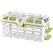 Munchkin Deluxe Dishwasher Basket, Colors May Vary