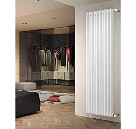 Irsap - Radiador Irsap Tesi para sustitución interejes aluminio 3 columnas blanco - 66, 6 elementos: Amazon.es: Bricolaje y herramientas