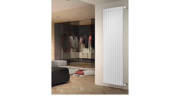 Irsap - Radiador Irsap Tesi para sustitución interejes aluminio 3 columnas blanco - 66, 7 elementos: Amazon.es: Bricolaje y herramientas