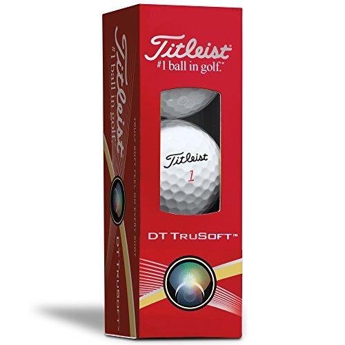 Titleist DT Trusoft Prior Generation Golf Balls (One...