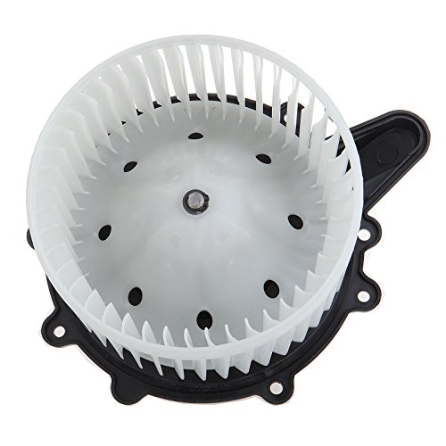 OCPTY A/C Heater Blower Motor ABS w/Fan Cage Air Conditioning HVAC fit for 1997-2002 fit ford Expedition/1997-2003 fit ford F-150/2004-2004 fit ford F-150 Heritage/1997-1999 fit ford F-250