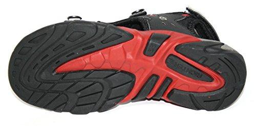 Juge-chaussures mr. 51.8003 garçon-shirt motif crabe plusieurs coloris du s (noir/gris), pointure 32 1021