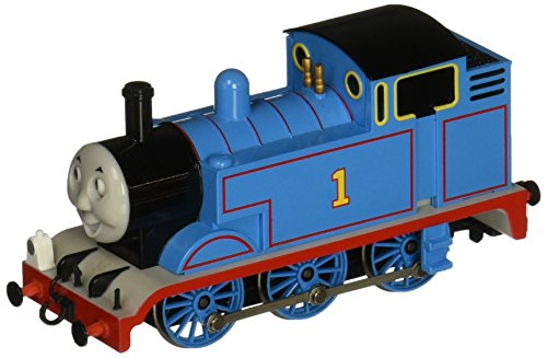 (Bachmann Industries Thomas The Tank Engine Locomotive with Analog Sound & Moving)