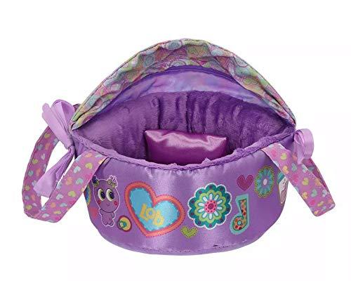 Distroller Ksimerito Baby Crib - Purple Nerlie Neonate Baby Accesories