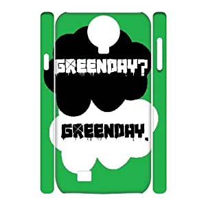 3D {Green Day Series} Samsung Galaxy S4 Case Green Day, Case Stevebrown5v - White