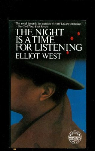 book cover of The Night Is a Time for Listening