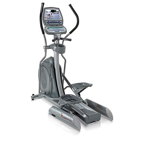 - FreeMotion Commercial Elliptical Trainer with Workout TV Console (Certified Refurbished)