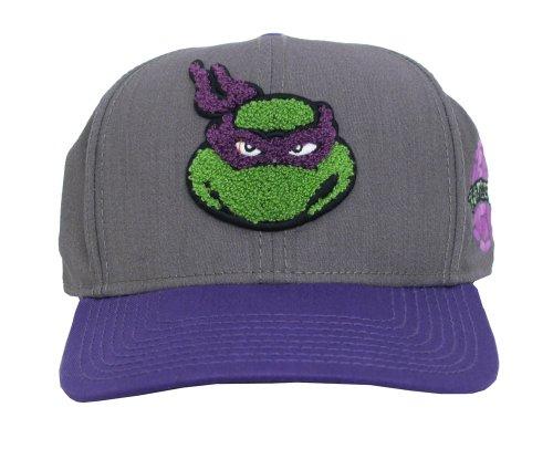 Donatello Teenage Mutant Ninja Turtles Patch Adult Snapback