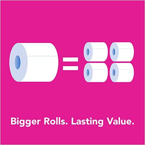 سعر Scott ComfortPlus Toilet Paper, 24 Mega Toilet Paper Rolls, Bath Tissue