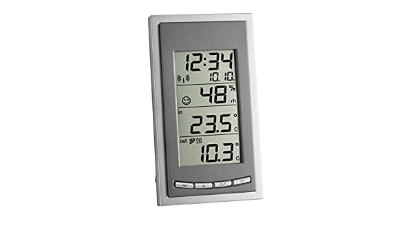 Amazon.com : TFA Diva Go 30.3018.10 Wireless Thermometer : Garden & Outdoor