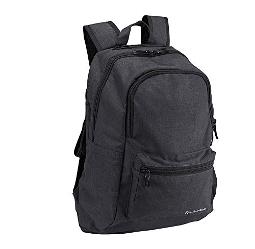 TaylorMade 2019 Lifestyle Players Backpack, Charcoal/Black