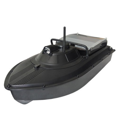 RC Fish Finder Boat, 10A 300M 2AL Wireless Remote Control Bait Boat Fishing Tackle Fish Finder