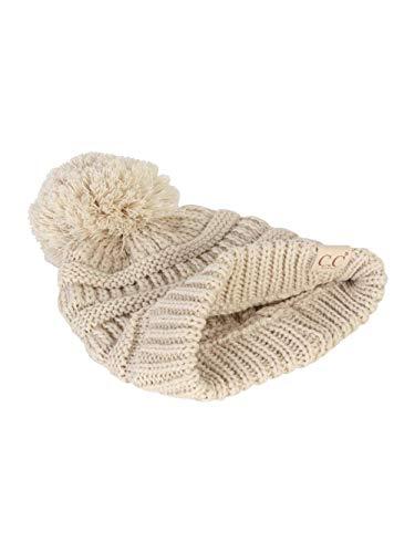 ee54f682018fe Motobear Exclusives Kids Beanie Hat Baby Toddler Knit Children Pom Winter  Hat Beanie Kids 2-