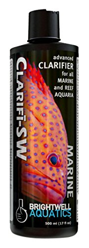 20 L Brightwell Aquatics Clarifi-SW  Advanced Clarifier for all Marine and Reef Aquaria, 20 L