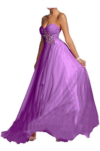 Missdressy - Robe - Trapèze - Femme -  violet - 48