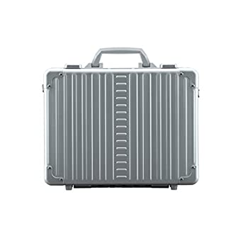 Image of Aleon 15' Business Attache Aluminum Hardside Business Briefcase Luggage