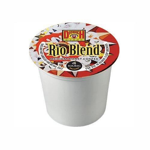 Diedrich Coffee Rio Blend Keurig K-Cups, 24-Count by Blue Tiger Coffee [Foods]