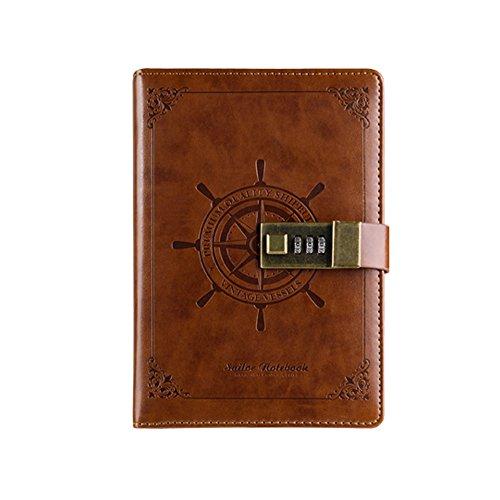 DEBON Creative Notebook Password Stationery product image