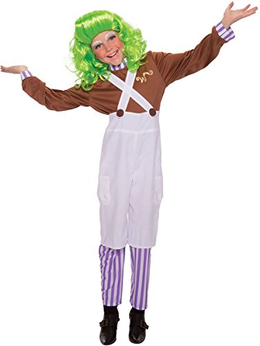 Bristol Novelty CC241 Children's Factory Worker Costume, Multi, Age 6-8 Years Old