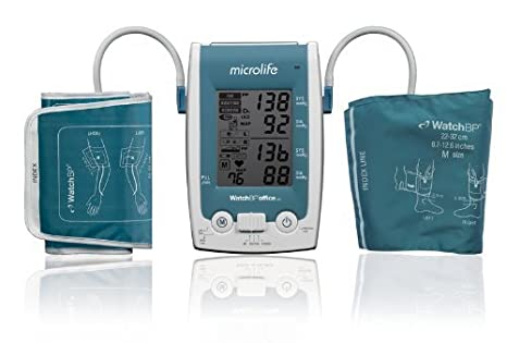 Tensiometro Microlife WatchBP Office: Modelo TWIN200 ABI: Amazon.es: Hogar
