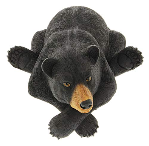 Wilcor Dangling Black Bear Shelf Sitter