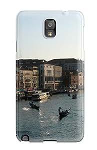 OXNBKoZ4345gRTRU Case Cover Grand Canal Galaxy Note 3 Protective Case