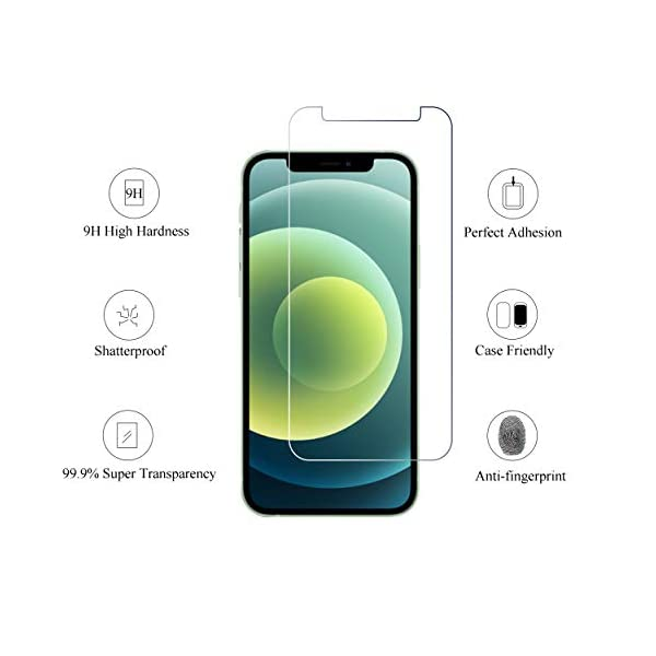 Ailun Glass Screen Protector Compatible for iPhone 11/iPhone XR