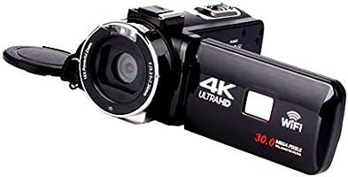 KESOTO Cámara de Video,Videocámara Full HD 4K Cámara Compacta para ...