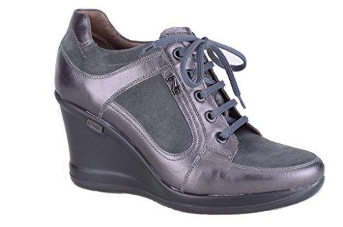 Nero Giardini - Zapatos de vestir para mujer Flash Piombo