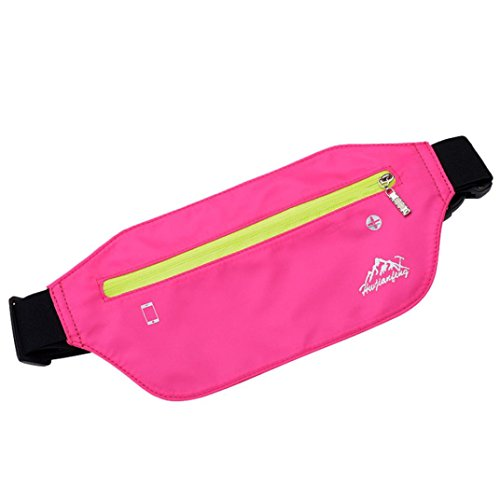 Sport Hot Camping Outdoor Unisex Pack Sport Chest Bag Sling Body Travel Hiking or Cross Casual Bicycle Bag Bookbag Pink TOOPOOT WfYwU1qU