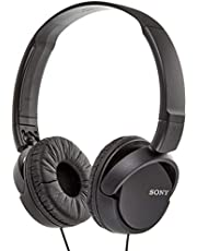 Sony MDRZX110APBLACK Wired Headphones - Black