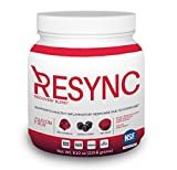 RESYNC - Clinically Formulated Nitric Oxide Booster & Inflammatory Support Featuring Unrivaled Ingredients: Oxystorm, Red Spinach, Beet Root, Aronia & More: Non-GMO, Gluten Free, Vegan