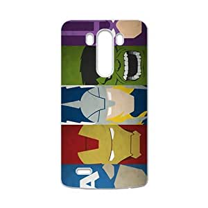 The Avengers Hot Seller Stylish Hard Case For LG G3 by icecream design