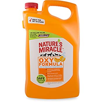 Amazon Com Nature S Miracle Just For Cats Orange Oxy
