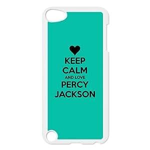 Super Fashion Percy Jackson Personalized iPod 5 Hard Case Cover -CCINO