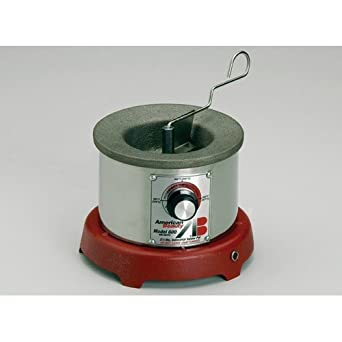 American Beauty herramientas 600 - 220, 600 W 2,5 Lb Industrial Solder Pot w/internacional Cable Set, 220 VAC: Amazon.es: Amazon.es
