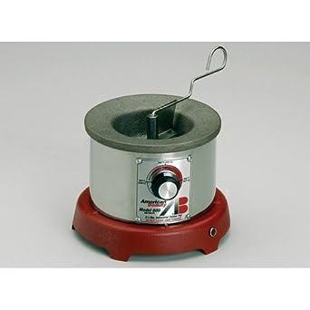 American Beauty herramientas 600 - 220, 600 W 2,5 Lb Industrial Solder Pot w/internacional Cable Set, 220 VAC: Amazon.es: Amazon.es