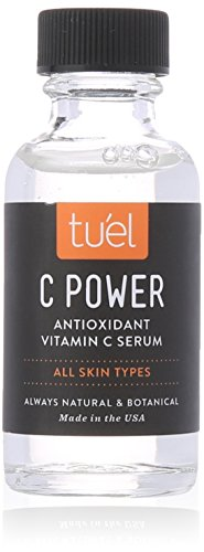 Tu'el Skincare C Power Serum, 1 Ounce