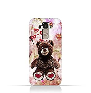 LG G4 Stylus TPU Silicone Protective Case with My Teddy Bear Design
