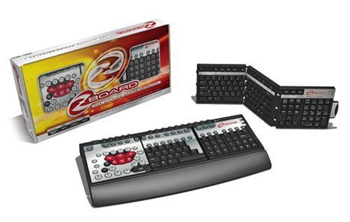 Ideazon Gaming Keyboard - SteelSeries Zboard Gaming Keyboard
