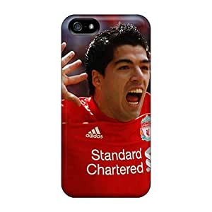 High-quality Durable Protection Case For Sam Sung Note 4 Cover (the Player Of Liverpool Luis Suarez)