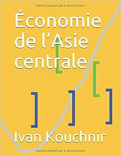 Économie de l'Asie centrale