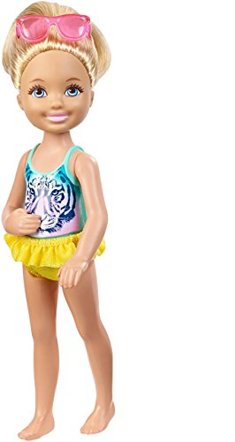 Barbie Chelsea and Friends Swimming Fun